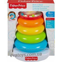 Игрушка Пирамидка от Fisher Price FHC92