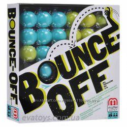 Настольная игра Bounce Off от Mattel CBJ83 оригинал
