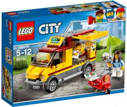 Lego City 60150 Фургон-пиццерия. В наличии