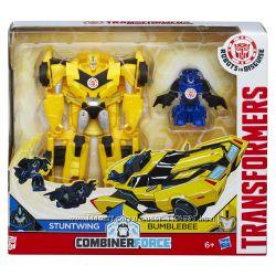 Трансформер Роботс-ин-Дисгайс Stuntwing and Bumblebee