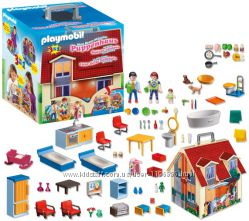 Современный кукольный домик от PLAYMOBIL 5167