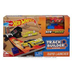 Трек Hot Wheels Ускоритель Rapid Launcher