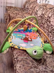 развивающий коврик с дугами для младенцев