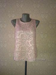 Шикарная блуза-майка от dorothy perkins
