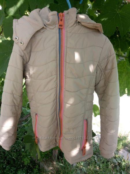 Куртка деми девочка
