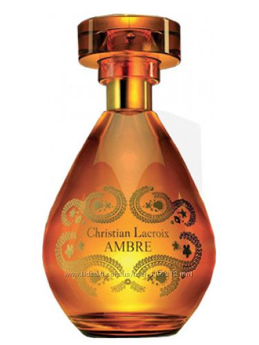 Christian Lacroix Ambre for her туалетная вода