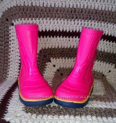 Резиновые сапоги для девочки ТМ Литма