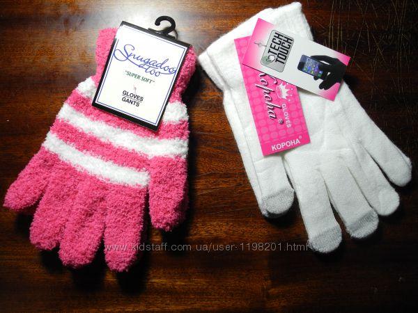 Перчатки, женские