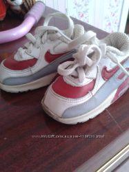 Кожаные кроссовочки Nike