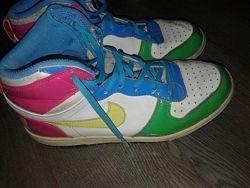 Кроссовки ботинки NIKE 36. 5-23, 5 см