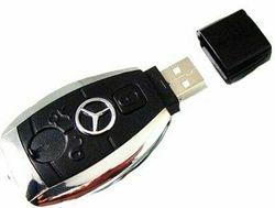 USB зажигалка электроимпульсная  Mercedes-Benz и BMW