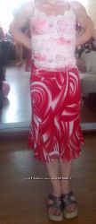 Красивейшая легкая юбка