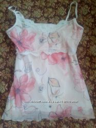 Нежнейшая легкая блузочка