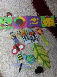 игрушки развивающин