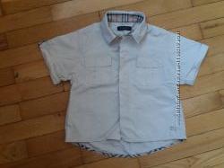 Рубашка Вurberry оригинал 2-3 года