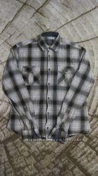 Рубашка для маленького мужчинки Zara Man Basic p. eur, usa S i mex 36