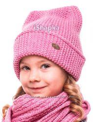 Шапки, шарфы. Распродажа ассортимента 2017г
