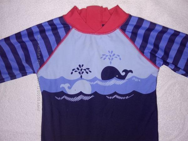 Солнцезащитный купальный костюм Jojo Maman на 1-2года, р. 92