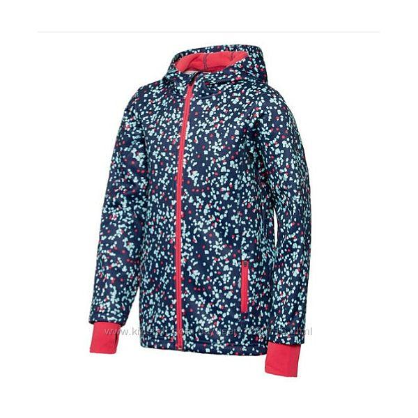 Новая курточка / ветровка софтшелл термо демисезон Германия