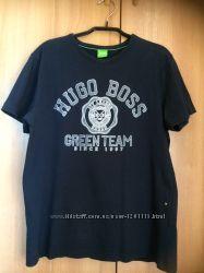 Футболка Hugo Boss, размер S. Оригинал