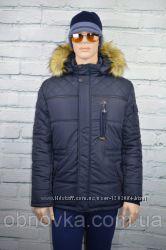 Качественные зимние мужские куртки больших размеров с 46 до 60 Турция
