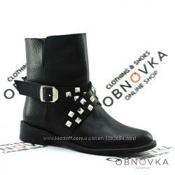 Стильная обувь ТМ CRISMA Украина кожа
