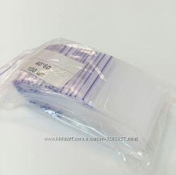 Пакеты с замком Zip-Lock зип-лок
