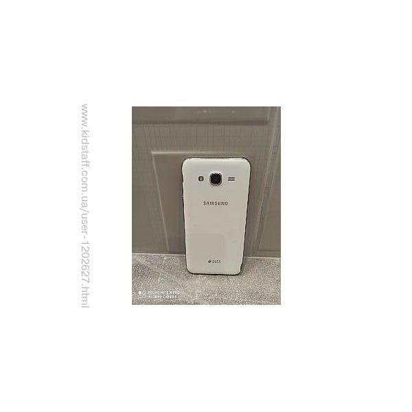 Продам смартфон Samsung Galaxy J5 SM-J500H white