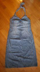 Джинсовый сарафан, платье  Part two, In Wear S-M