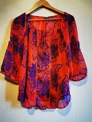 Шикарная блузка Orsay M-L