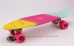 Пенни борд топ качестов - хит сезона от Fish Skateboards 2020 скейт