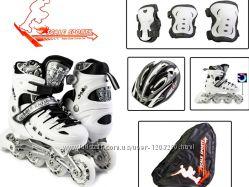 Комплект детских роликовых конькв Scale Sport - Высокое качество
