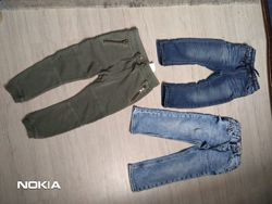 Модные джинсы NEXT, LC WAIKIKI, H&M