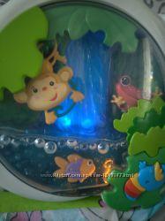 Музыкальный ночник проектор Fisher price Волшебный водопад джунгли