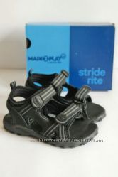 Новые кожаные босоножки сандалии Stride Rite все размеры