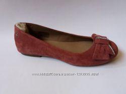 795804f98 UGG новые кожаные балетки туфли туфельки мокасины Оригинал 36 37 39 40