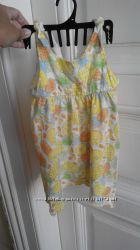 Легкое платье Зара на 1 год