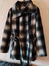 женское пальто Decibel весна осень р S 46p