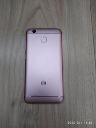 Xiaomi Redmi 4X, 3-32Gb Pink