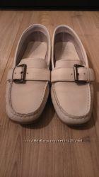 Туфли - Мокасины кожанные, 38 р.