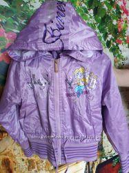 Куртка демисезонная, рост 98-104