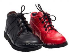 Ортекс ортопедические ботинки черные стелька 16 см