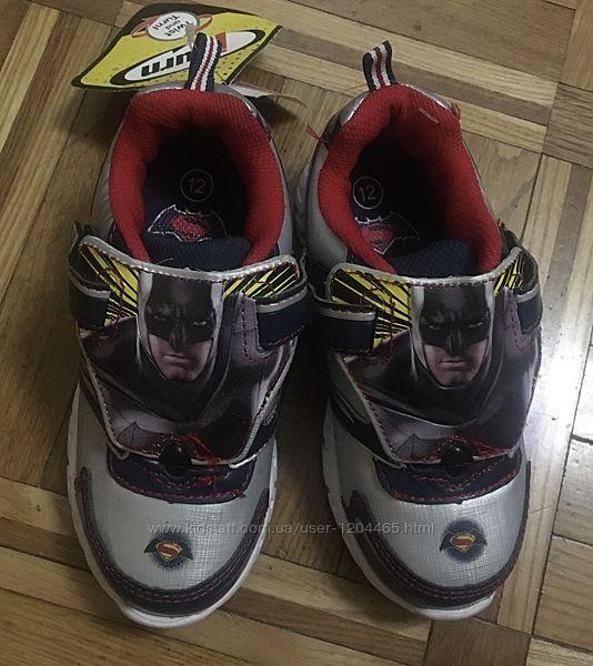 Они суперовые кроссы из сша 19 см стелька