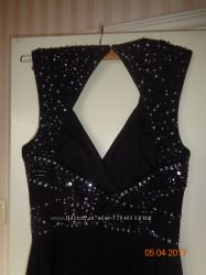 Платье со стразами от Ashley brooke