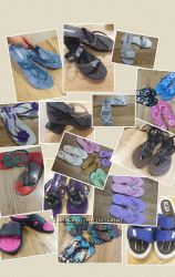 пляжная одежда и обувь