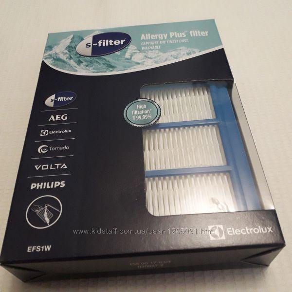 Оригинальный фильтр для пылесоса Philips Electrolux нера хепа hepa FC9170