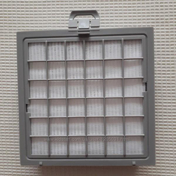 Выходной HEPA фильтр для пылесоса Bosch SIEMENS Ergomaxx BSG Professional