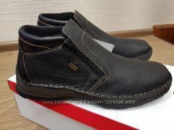 Мужские ботинки зима 45 р. Rieker