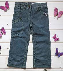 Тонкие джинсы на девочку Wojcik 92