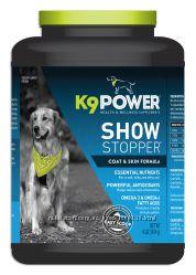 Мультивитаминный комплекс для шерсти собак K9 POWER SHOW STOPPER